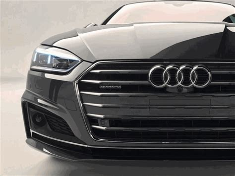 Audi Accessories by Front Plate Filler Kit A5 Audi 8w6 807 287 B Rn4