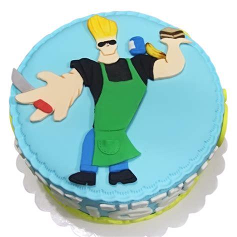 johnny bravo cake birthday cakes  children