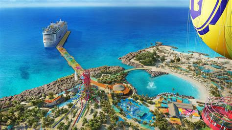cococay royal caribbeans private island