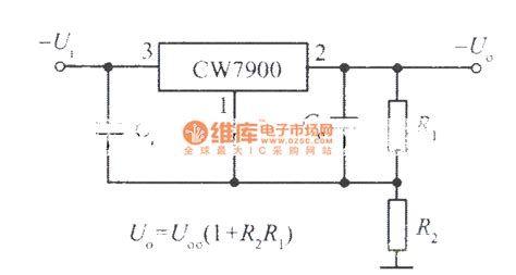 High Output Voltage Integrated Regulated Power Supply
