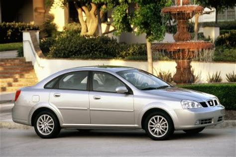 Suzuki Forenza 2004 Reviews by New Car Review 2004 Suzuki Forenza Ex