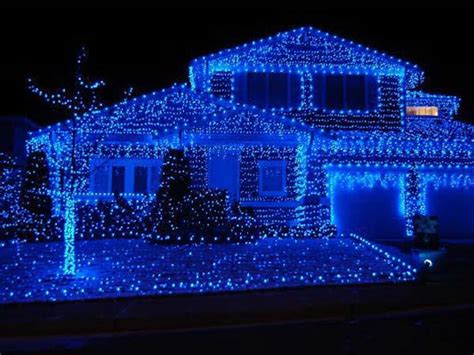 blue outdoor christmas lights 600 led christmas wedding party blue icicle lights with