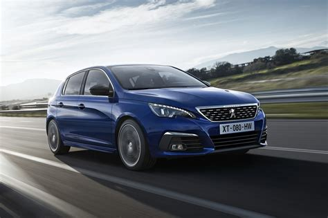 peugeot car company refreshed peugeot 308 hatch ready to pounce by car magazine