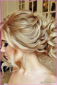 Hairstyles For Wedding Guests
