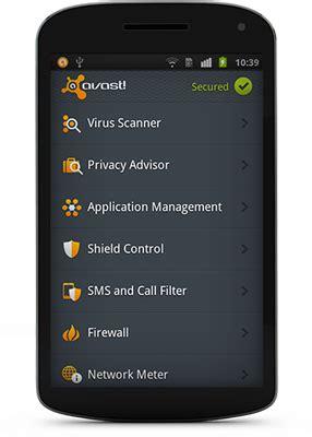 avast android gratuit