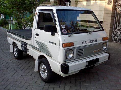 Modifikasi Daihatsu Hi Max by Daihatsu Hi Max Si Up Mini Penerus Sang Legenda
