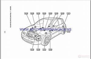 Wiring Diagram Renault Laguna 2003