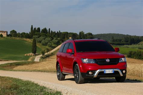Fiat Freemont Cross Poze Si Detalii Oficiale Headline