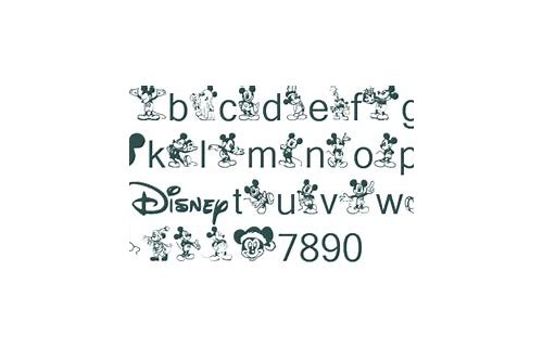 Download mickey font free :: treastigese