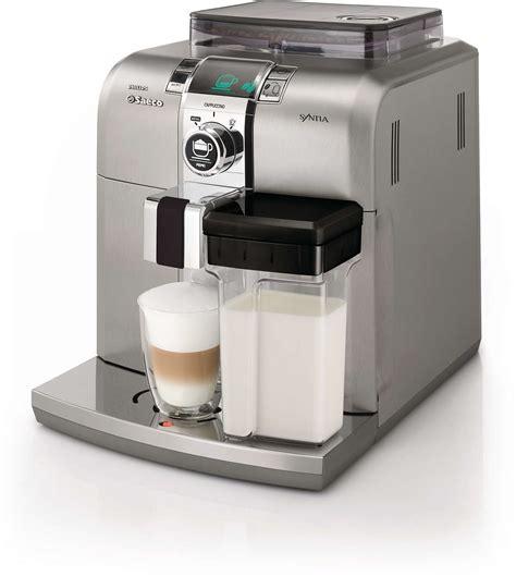 saeco espresso machine how to use syntia automatic espresso machine hd8838 47 saeco