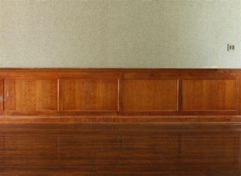 Custom Wainscoting Panels custom recessed panel wainscoting by fanatic finish