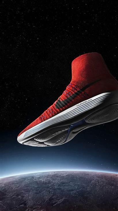 Nike Space Sneakers Sport Neymar Barselona Football