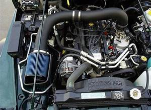 Volant Intake For 97