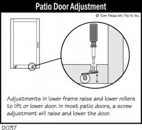 patio door adjust rollers 2017 2018 best cars reviews