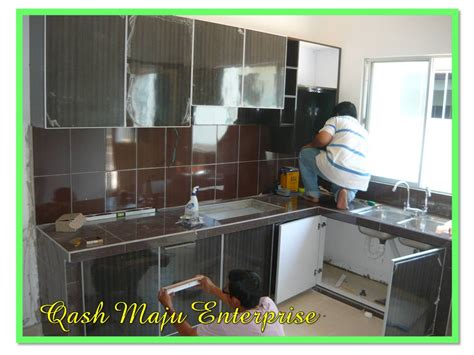 kitchen cabinet kabinet dapur renovations  johor