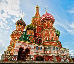 Moscow bezienswaardigheden
