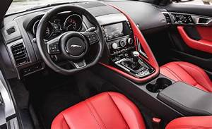 Jaguar F-type S Coupe Manual 2016