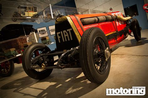 Ten Coolest Cars In The Fiat Museum In Turinmotoring