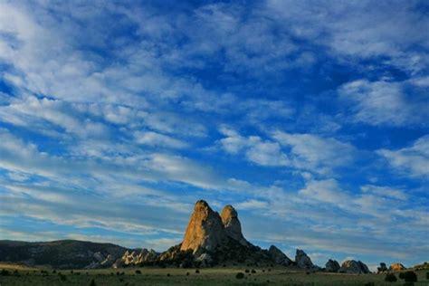 unusual mountains  idaho