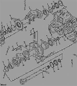 Axle Housing - Progator John Deere Progator