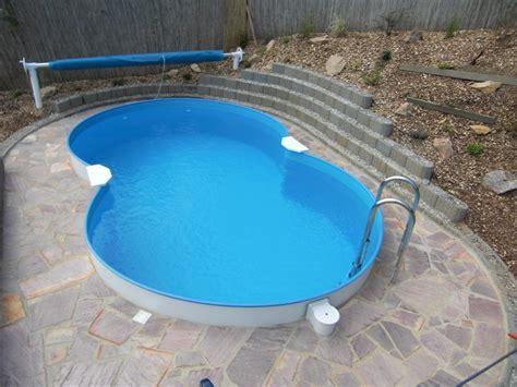 Pool In Erde Einbauen by Welche Stahlwandpool Arten Formen Gibt Es Pools Im