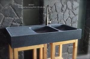 Evier Cuisine Granit : catgorie evier page 4 du guide et comparateur d 39 achat ~ Premium-room.com Idées de Décoration