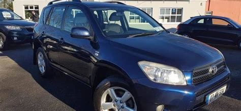 car owners manuals for sale 2007 toyota rav4 electronic throttle control toyota rav4 2007 for sale in galway from oliver walsh autos