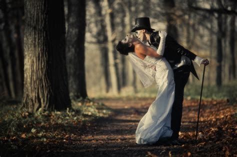 Halloween Wedding Pictures, Photos, And Images For