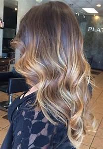 Meches Blondes Sur Chatain : m che caramel sur cheveux ch tain quelles sont mes options cheveux couleur ~ Melissatoandfro.com Idées de Décoration