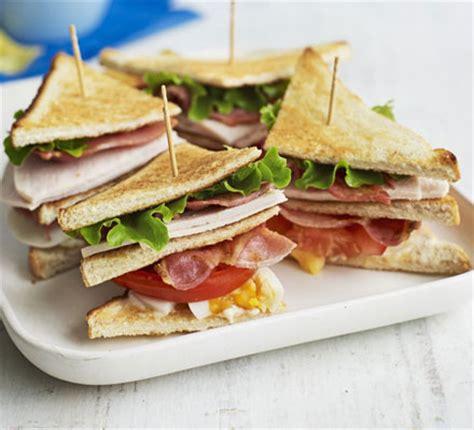 club sandwich bbc good food
