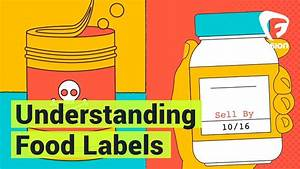 What You Need To Know About Food Labels