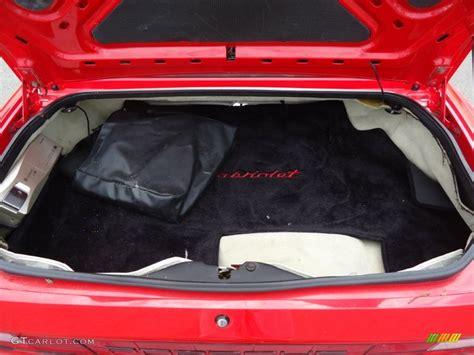 porsche trunk 1990 porsche 944 s2 convertible trunk photos gtcarlot com