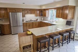 Light Colored Granite Kitchen Countertops Plan The