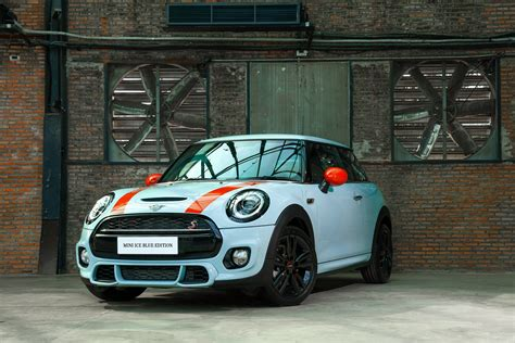 Mini Cooper Blue Edition Modification by Mini Cooper S Blue Edition ร นพ เศษครบรอบ 60 ป ของ