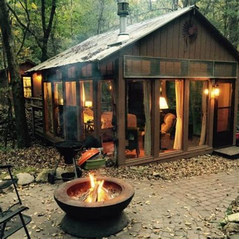 glass cabin wisconsin hiking trail picture of candlewood cabins richland