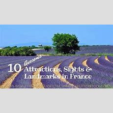 France Attractions  Landmarks In France For Kids  Geography Travel