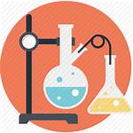 Icon Chemistry Biochemistry Lab Equipment Chemical Experiment