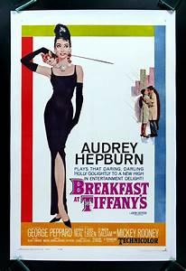 Audrey Hepburn Poster : breakfast at tiffanys cinemasterpieces original movie poster audrey hepburn ebay ~ Eleganceandgraceweddings.com Haus und Dekorationen