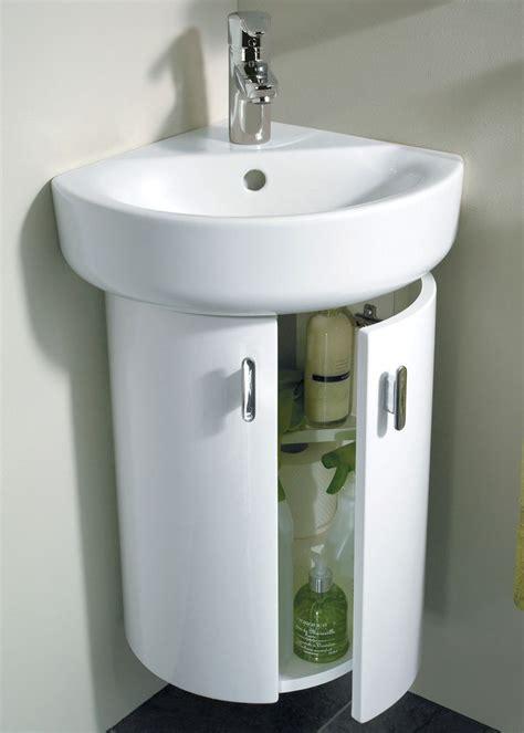 corner sink storage pedestal sink storage ideas corner