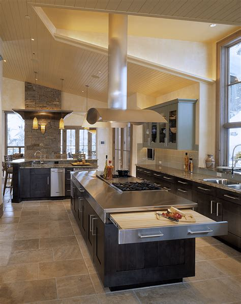 stainless steel tables the best modern kitchen designs from mkc
