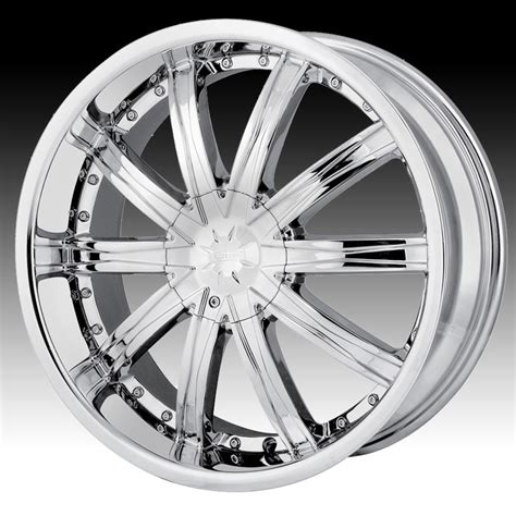 dip  ice chrome custom wheels rims  ice