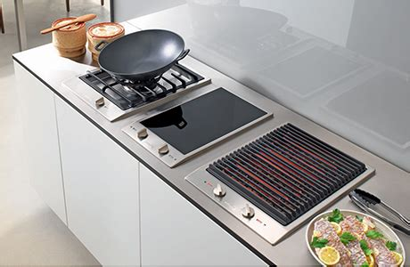 built in countertop grill miele combiset indoor barbecue grills