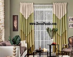 the best curtain styles and designs ideas 2017 With latest curtain designs for windows