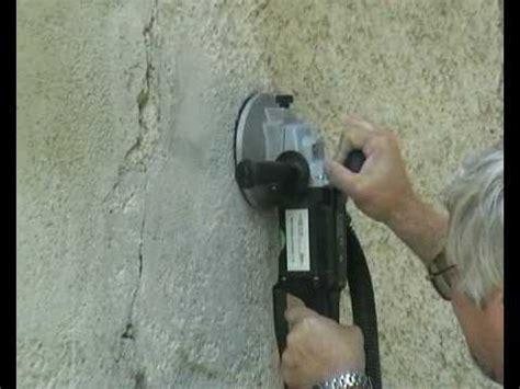 farbe wand entfernen harten putz entfernen gl 228 tten mit der multifr 228 se compact 115