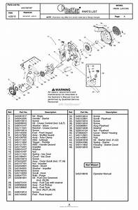 Red Max Hb280-04  10 Parts Diagram For 001  Tank  Blade