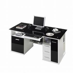 Schreibtisch Mit Druckerfach : schreibtisch pc tisch computertisch b rotisch jenko ii ~ Michelbontemps.com Haus und Dekorationen