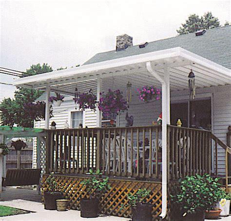 patio  deck covers kemco aluminum