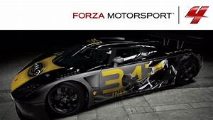 Forza 4 1080p Koenigsegg CCGT Unicorn Halo CEA Paint VIP ...
