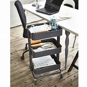 Rangement Papier Bureau : id es rangement pour le bureau elle d coration ~ Farleysfitness.com Idées de Décoration