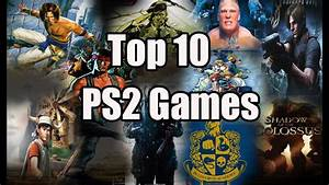 Top 10 Ps2 Games Youtube